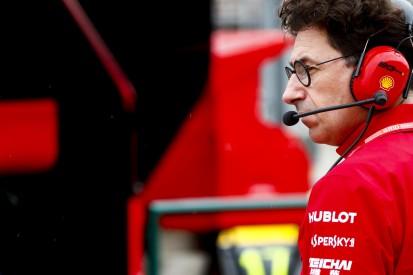 """Formel-1-Regeln 2021: Ferrari begrüßt """"guten Ausgangspunkt"""""""