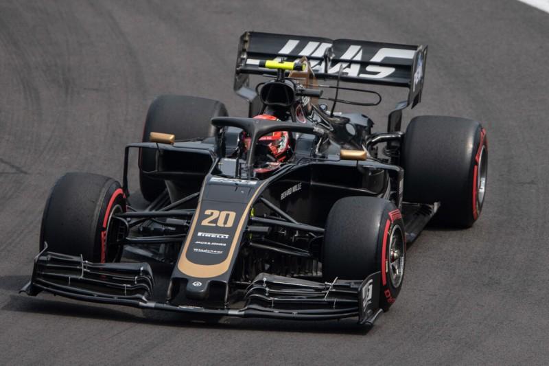 Formel 1 in Austin: Haas testet Frontflügel für die Saison 2020