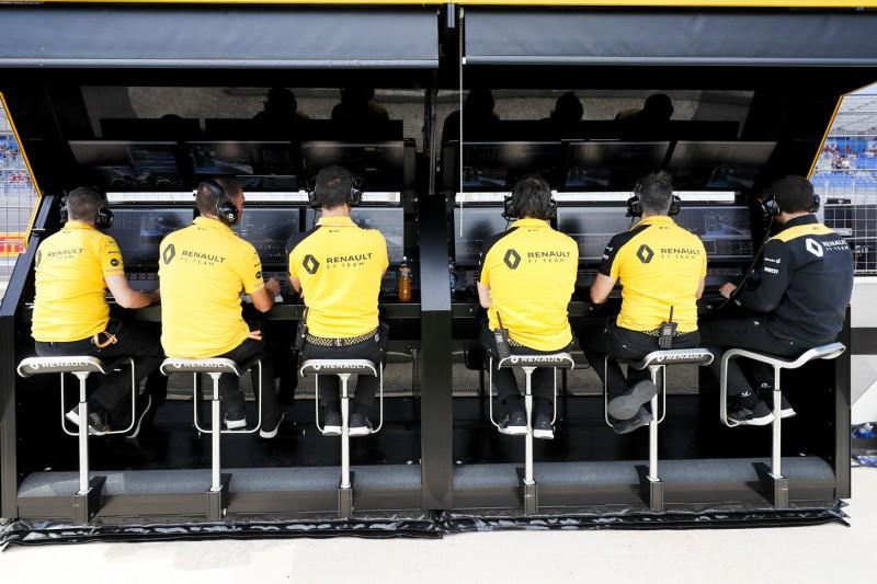 Renault reagiert auf Krise: Aerodynamik-Leiter wird gefeuert!
