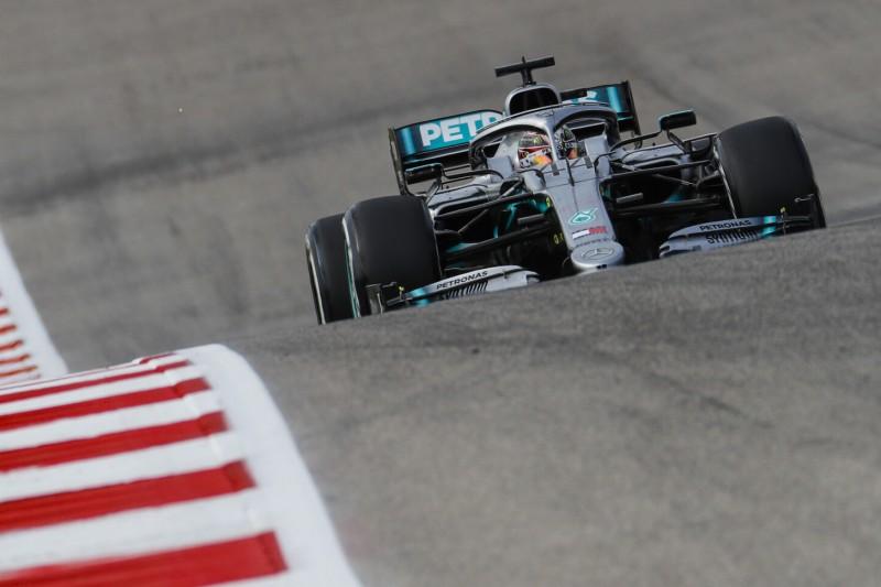 Formel 1 USA 2019: Hamilton entschlossen auf WM-Kurs!
