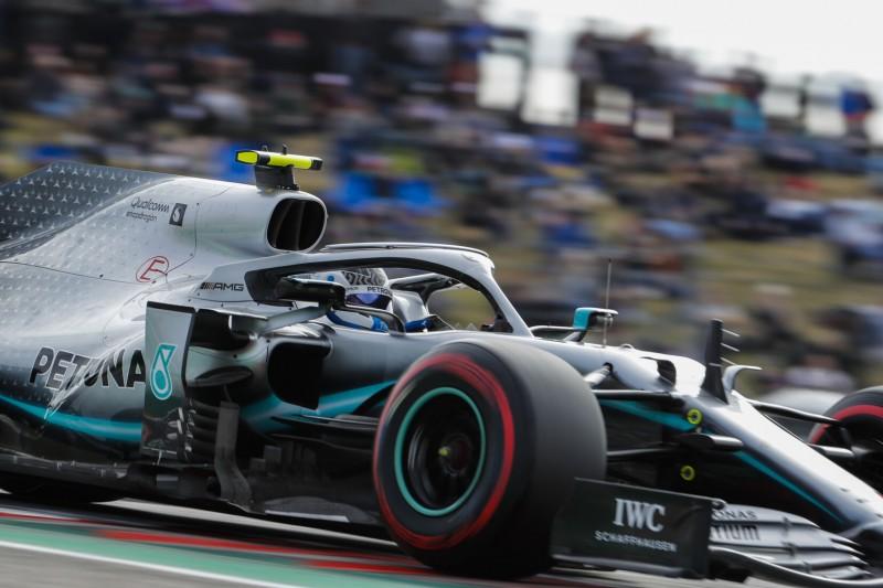 Valtteri Bottas rätselt: Acht Zehntel Rückstand auf Lewis Hamilton
