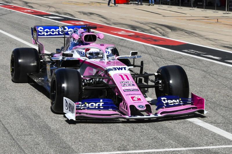 FIA-Waage missachtet: Sergio Perez muss in den USA aus der Box starten!