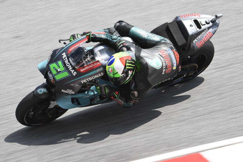 MotoGP in Sepang 2019: Morbidelli toppt drittes Training, Zarco direkt in Q2