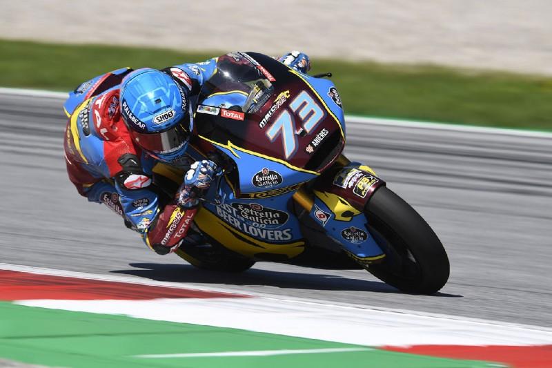 Moto2 in Sepang 2019: Sechste Saisonpole für Marquez