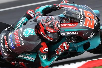 MotoGP in Sepang 2019: Rekord-Pole für Quartararo, Marquez mit Highsider