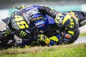 Sepang: Rossi im Qualifying schwächste Yamaha, aber trotzdem zufrieden