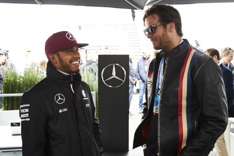 Football-Superstar Tom Brady: Lewis Hamilton sieht die Dinge etwas anders