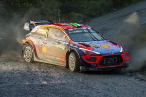 Hyundai: Breen ersetzt Mikkelsen bei Rallye Australien