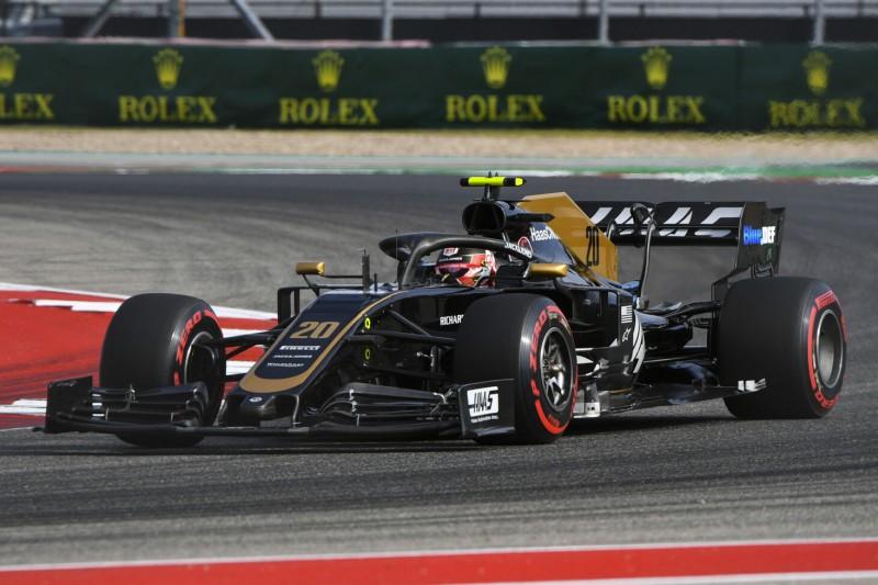 Haas: Neuer Frontflügel wird in Austin nicht eingesetzt