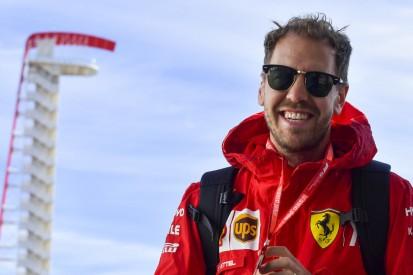 Sogar im Cockpit: Sebastian Vettel riecht Kiffer in Austin!