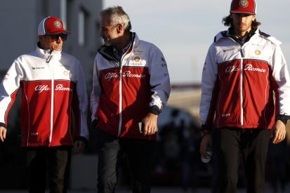 """Giovinazzis Zukunft: """"Fahrer sind nicht unser größtes Problem"""""""