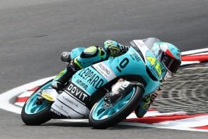 Moto3 in Sepang 2019: Weltmeister Dalla Porta feiert dritten Sieg in Folge