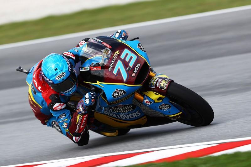 Moto2 in Sepang 2019: Back-to-Back-Sieg für Binder, Marquez holt WM-Titel