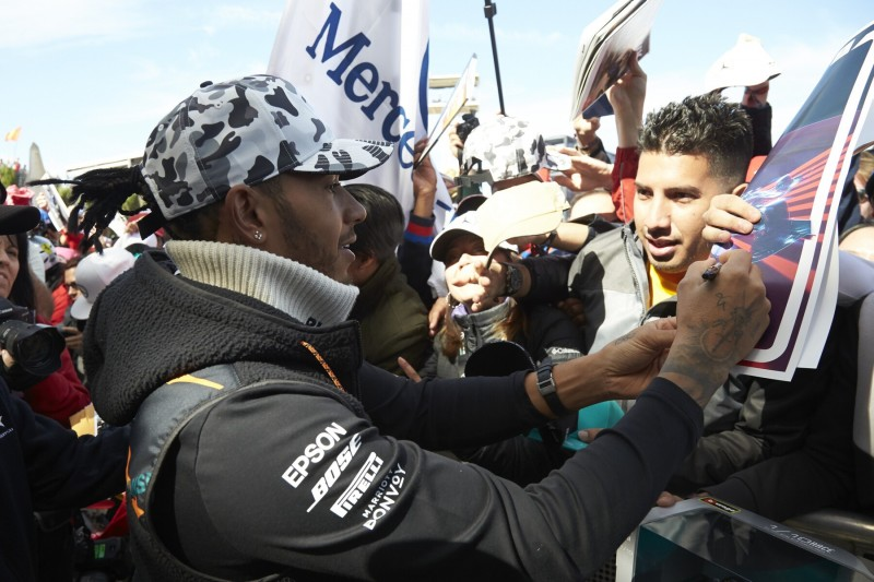 So wird Lewis Hamilton in Austin Formel-1-Weltmeister