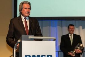 Höchste Auszeichnung: DMSB-Pokal für Hermann Tomczyk
