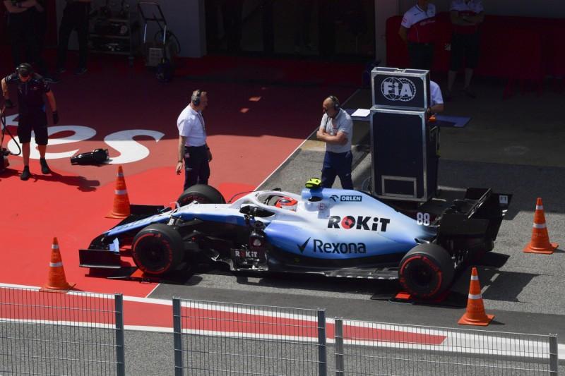 Nach Perez-Strafe: FIA will Boxengassen-Start für 2020 überdenken