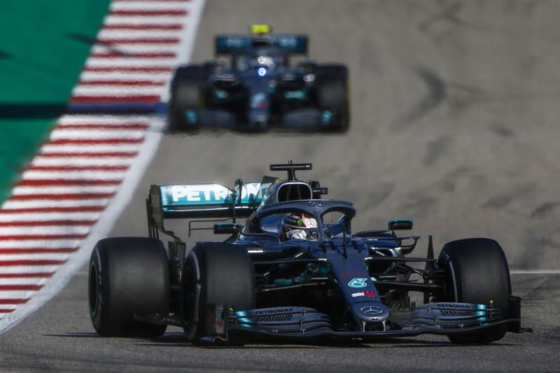 Strategieduell Bottas vs. Hamilton: Auch Mercedes hatte keine Ahnung!