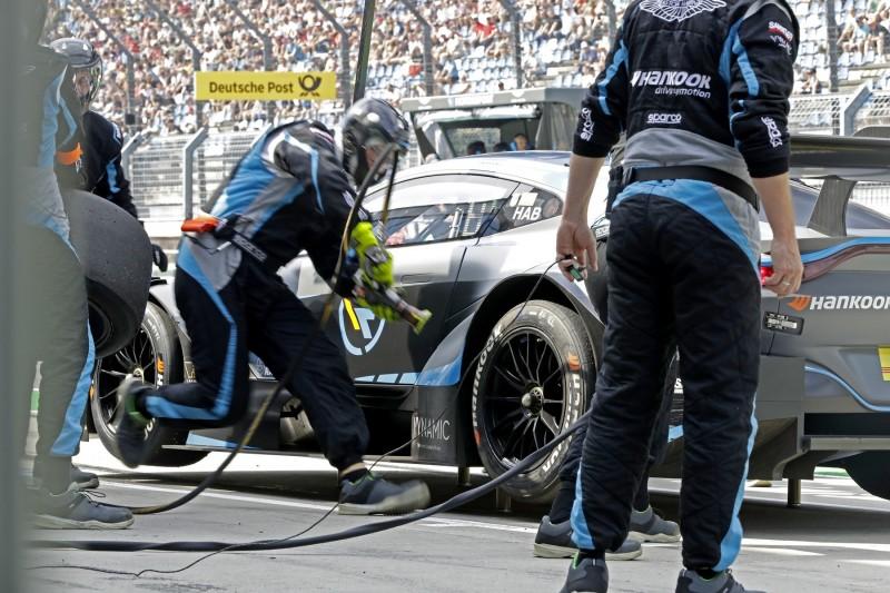 Nach Turbo-Bedenken: So bekam die DTM die Reifen in den Griff