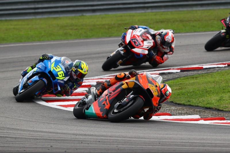 KTM in Sepang: Fortschritte gemacht, aber Top 10 verpasst