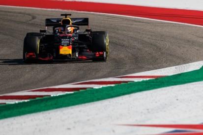 Red Bull zufrieden: Wind in Austin Beleg für Fortschritte des RB15