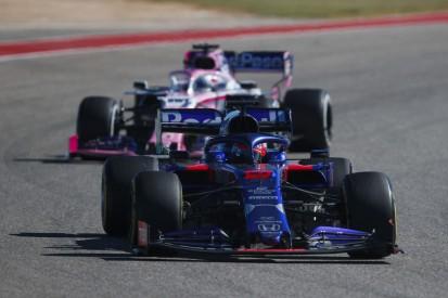 Racing Point: Kwjat in Austin zurecht bestraft