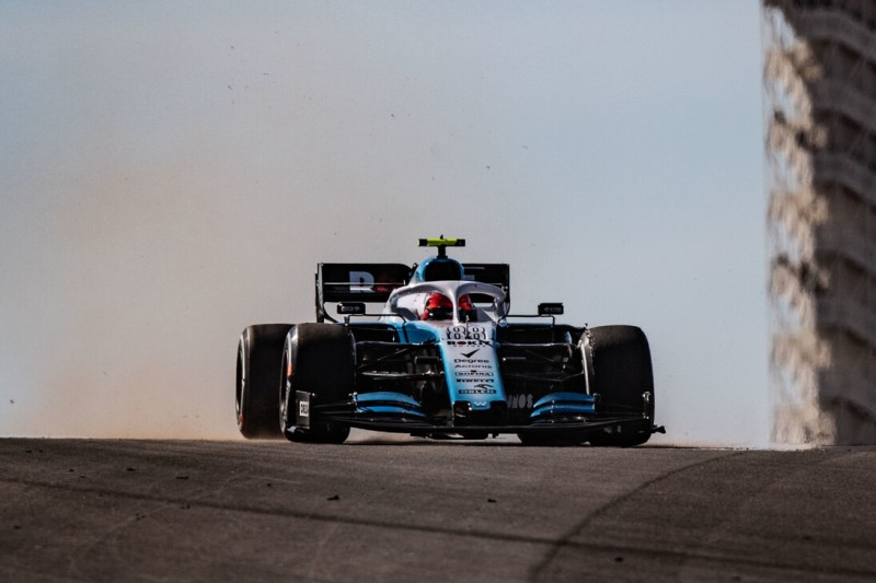"Robert Kubica: Williams in Austin ""schlechter als schlecht"""