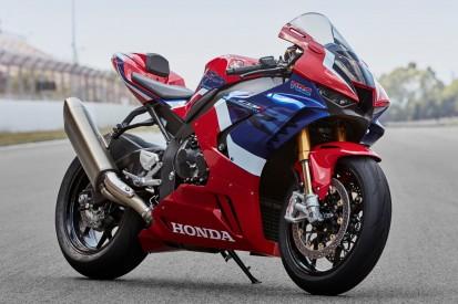 Die neue Basis für die WSBK-Saison 2020: Honda Fireblade mit Winglets und 217 PS