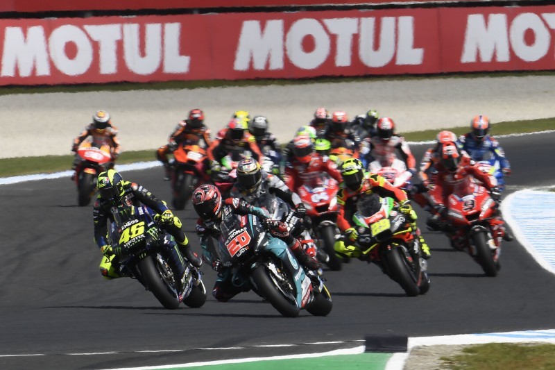 MotoGP auf Phillip Island im Frühling? Die Dorna drängt auf Terminänderung