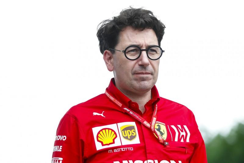 Mattia Binotto: Niveau in der Formel 1 war noch nie so hoch