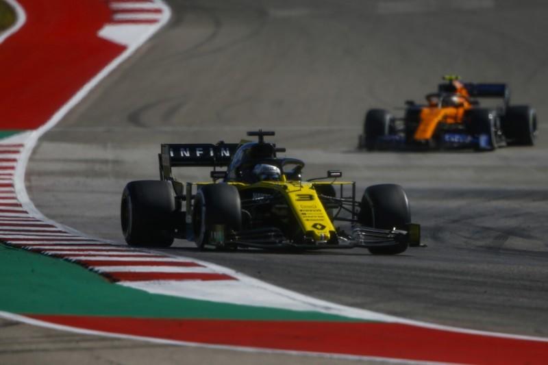 Renault: Im Duell gegen McLaren entscheidet das Qualifying