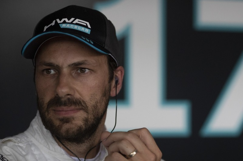 Formel-E-Team von Mercedes: Neue Rolle für Gary Paffett