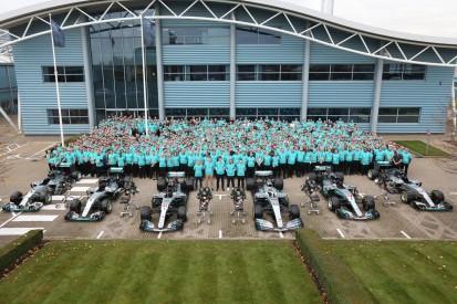 Mercedes: Aldo Costa war der Erste im Team, der groß gedacht hat