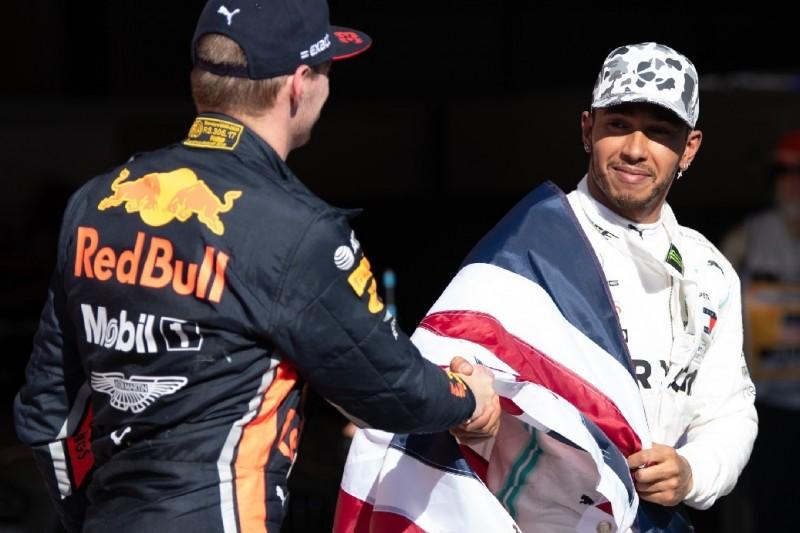 Lewis Hamilton: Aussprache mit Max Verstappen in Austin