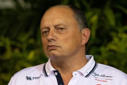Alfa-Romeo-Krise: Pace laut Teamchef Vasseur nicht das Problem