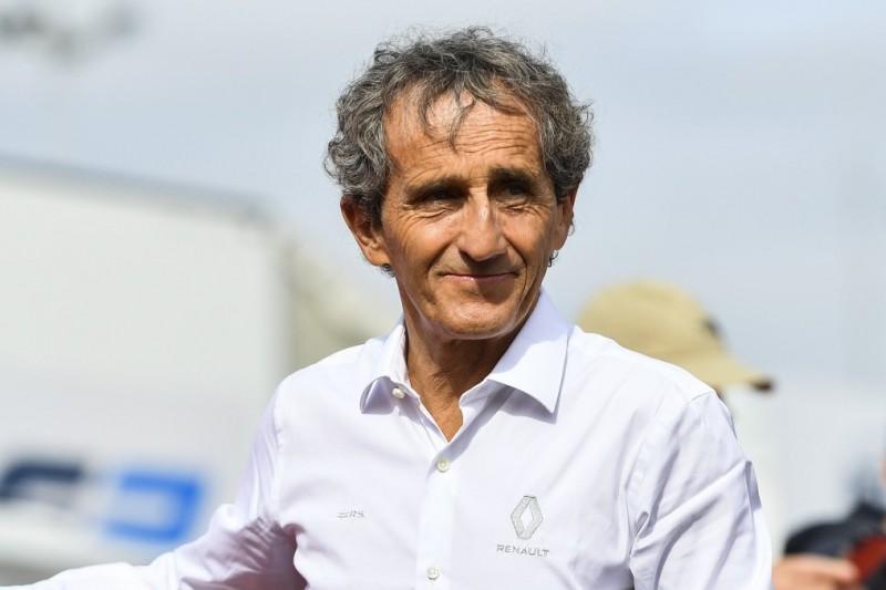 """Renault-Zukunft: Alain Prost """"überhaupt nicht pessimistisch"""""""