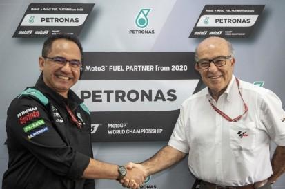 Neuer Kraftstoff für Moto2 und Moto3: Petronas ab 2020 exklusiver Partner