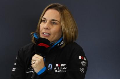 """Claire Williams """"hocherfreut"""" über neue Formel-1-Regeln"""