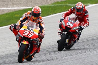 """Ducati-Krise? """"Wir sind immer noch zweitstärkste Kraft hinter Marquez"""""""