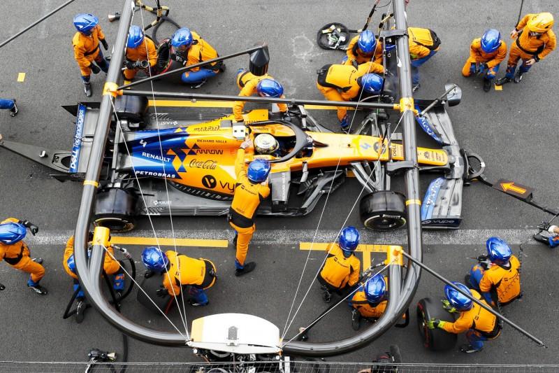 Andreas Seidl: McLaren-Boxenstopps müssen besser werden