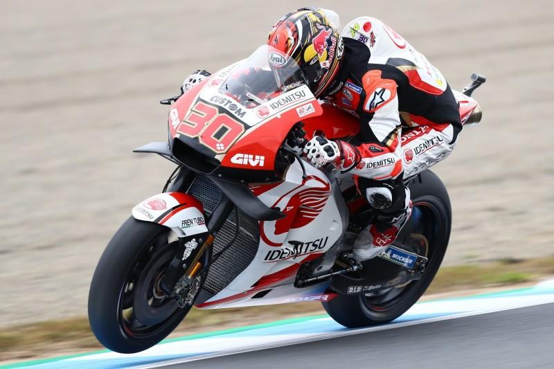 """LCR-Honda: """"Acht von zehn Punkten"""" für Nakagamis zweite MotoGP-Saison"""