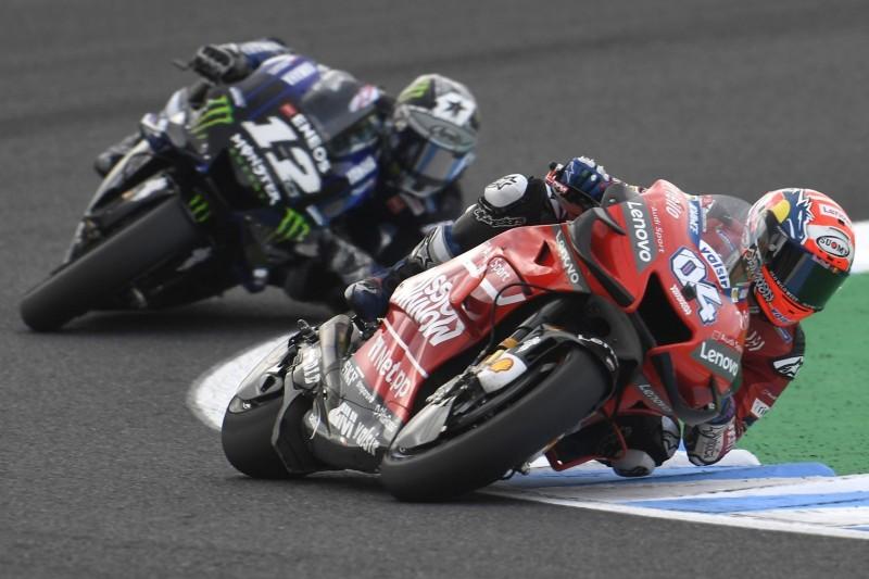 """Ducati-Bosse verraten: """"Sehen uns auch außerhalb nach Fahrern um"""""""