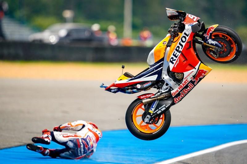 Ziel erreicht: Wie MotoGP-Champion Marquez seine Sturzquote reduzierte