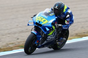 "Suzuki-Testfahrer Sylvain Guintoli: ""Positive Aspekte bei neuem Motor"""