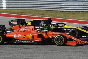 Leistungsabfall in Austin: Ferrari rätselt, Hill fordert Erklärungen