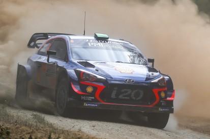 WRC Rallye Australien 2019 abgesagt: Hyundai gewinnt Hersteller-Titel