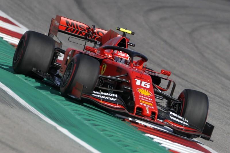 Ferrari bestätigt Motorwechsel bei Charles Leclerc in Brasilien