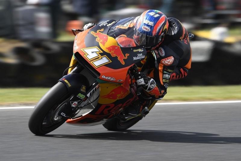 """""""Wir haben nicht aufgegeben"""": KTM verlässt die Moto2 in der Erfolgsspur"""