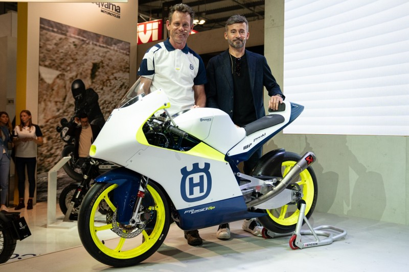 Moto3 2020: Öttl/Biaggi-Team bringt die Marke Husqvarna zurück