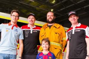 Buschfeuer in Australien: WRC-Teams spenden Lebensmittel
