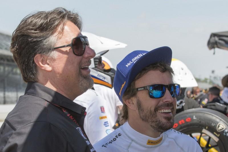 Michael Andretti gibt zu: Gespräche mit Alonso über Indy 500
